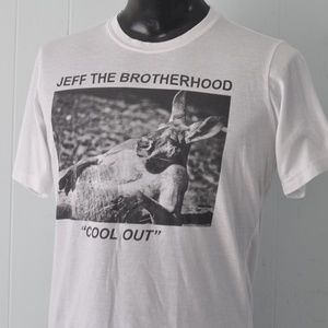 Other - Jeff The Brotherhood Tshirt Band Tee Cool Out